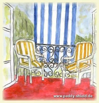 senkrecht sonnensegel 230x140 cm uni hellgrau komplett. Black Bedroom Furniture Sets. Home Design Ideas
